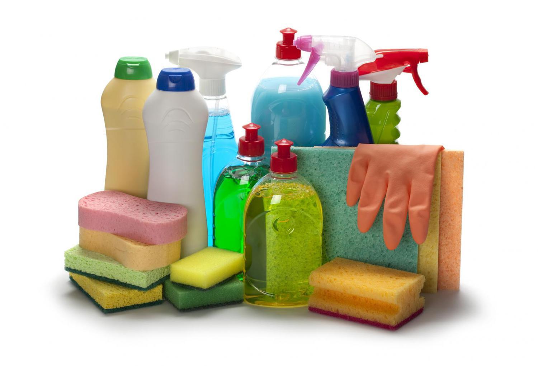 Моющее и чистящие средства фото